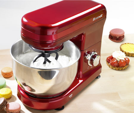 Kitchen machine rouge Brandt