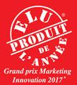 logo Elu produit de l'année