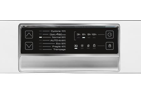 DFH13526W lave-vaisselle bandeau